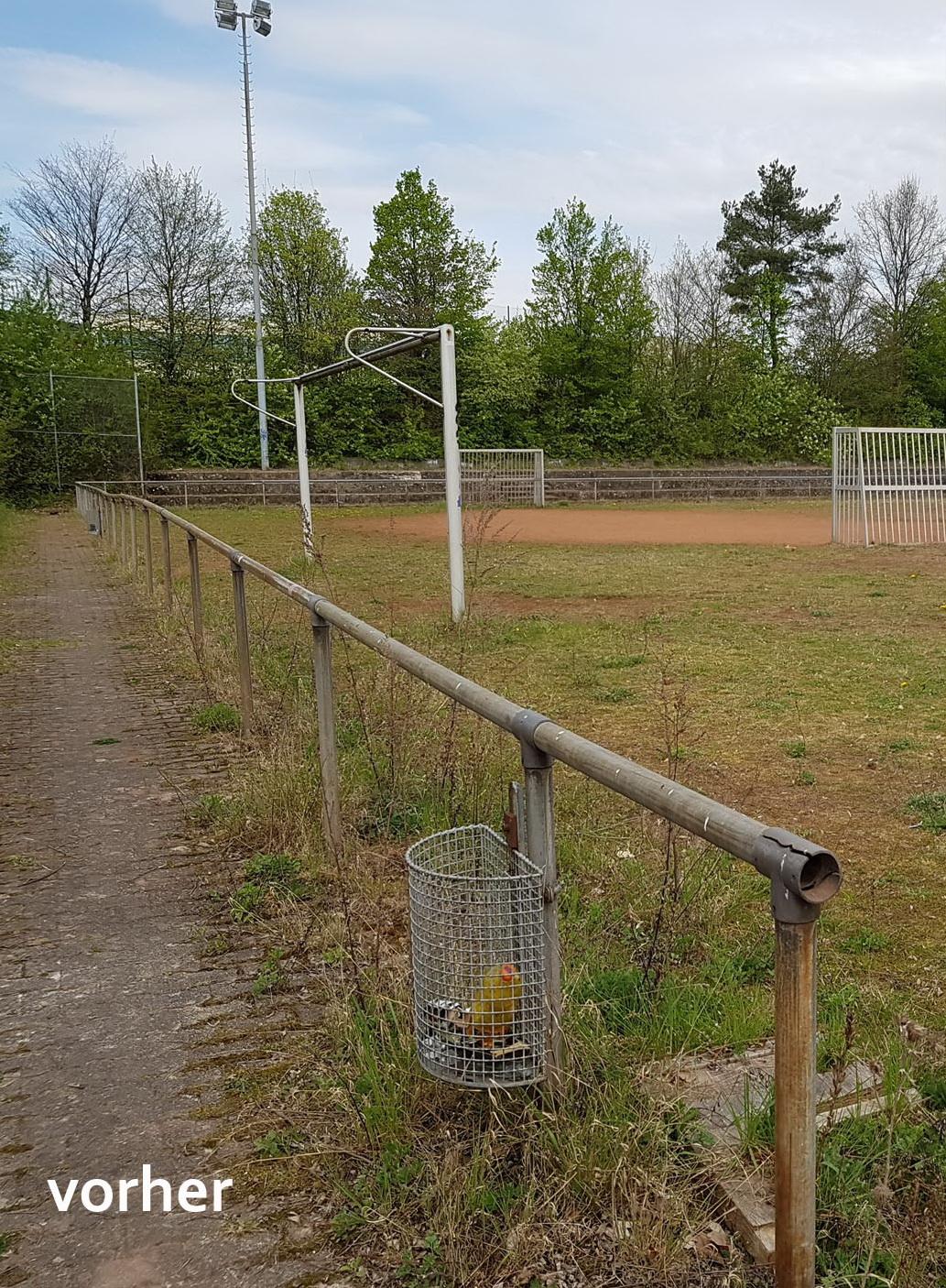 Sportanlage Altkönig Kronberg Altkönigschule im Taunus